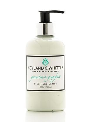 Heyland&Whittle Crema Manos Té Verde y Pomelo 300 ml