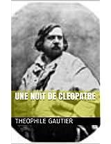 Une nuit de Cleopatre (French Edition)