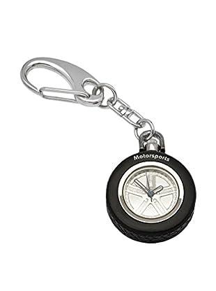 Godinger Tire Key Chain Clock