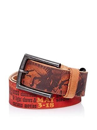 Pepe Jeans London Cinturón Baelo Belt (Multicolor)