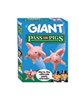 Winning Moves Giant Pass The Pigs