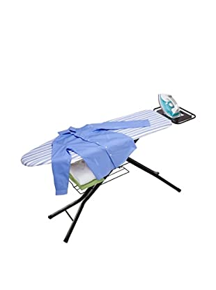 Honey-Can-Do Quad Leg Ironing Board with Deluxe Iron Rest