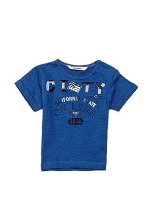 3Pommes Camiseta 3B10123 (Azul)