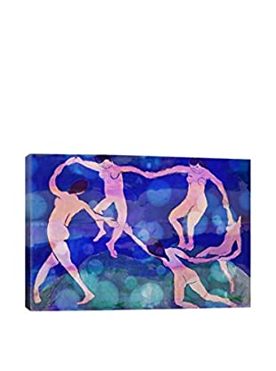 Dance VIII Gallery Wrapped Canvas Print