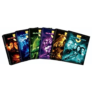 Babylon 5: The Complete Series with Movies (10pk)