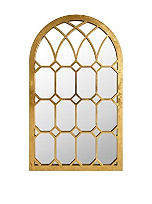 Concept Luxury Wandspiegel Window goldfarben