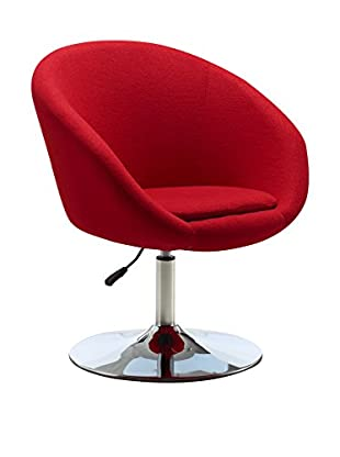 Ceets Hopper Adjustable Leisure Chair, Red