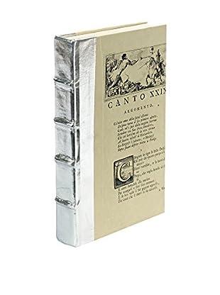 Go Home Metallic Designer Book, Silver