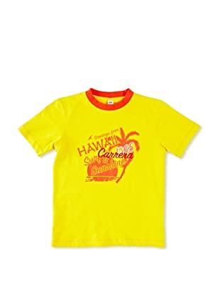 Carrera Jeans Camiseta Bambino Girocollo Jers (Amarillo)