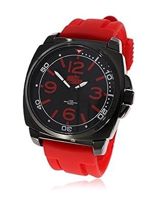 Pit Lane Reloj Pl-2001-3_42 mm Rojo