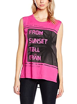 Guess Top Graphic Knit Top
