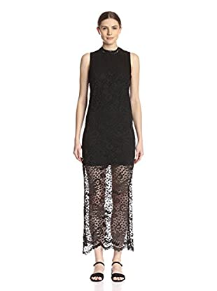 Silva Women's Lace Maxi Dress