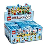 Lego 71005 Minifigures The Simpsons Sealed Box of 60 Packs