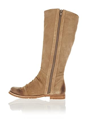 Buffalo London Botas Oil Suede (Beige)