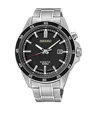 Seiko Reloj de cuarzo SKA641P1 Metal 44  mm