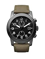 Giordano Chronograph Black Dial Men's Watch - 1683-05