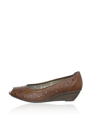 Rieker Zapatos Kely (Marrón)