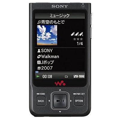 SONY ウォークマン Aシリーズ ワンセグ内蔵 16GB ブラック NW-A919B