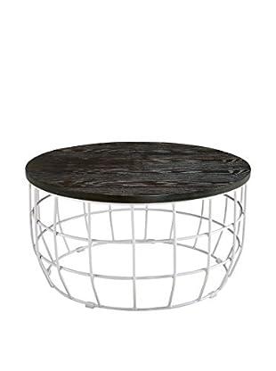 Ceets Baker Coffee Table, Ash Veneer/Wenge Color
