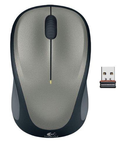 LOGICOOL ワイヤレスマウス M235 ブルー M235BL