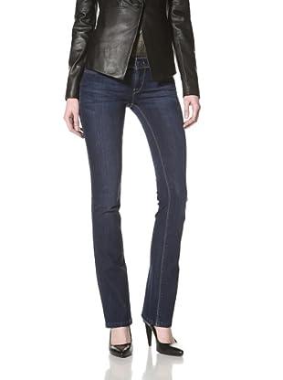 DL 1961 Women's Cindy Slim Bootcut Jeans (Nirvana)