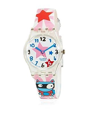 Swatch Reloj de cuarzo Supa Buba LK299  25 mm