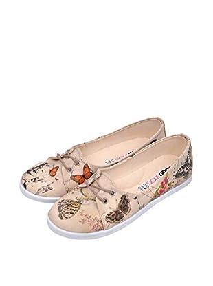 DOGO Zapatos de cordones Marilyn With Butterflies