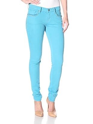 Driftwood Women's Stud Detail Skinny Jean (Blue)