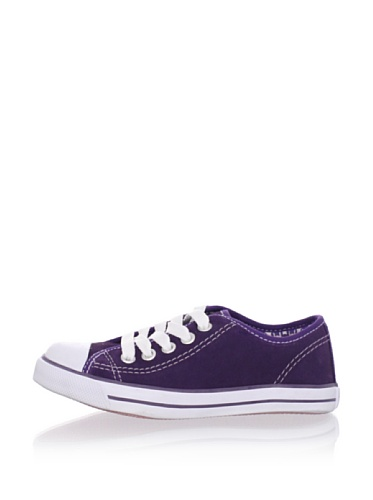 Pampili Kid's Suede Sneakers (Purple)