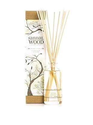 Xela Aroma Natural Luxuries 200ml Sandalwood Reed Diffuser