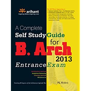 A Targeted Study Programme for B.Arch Entrance Exams