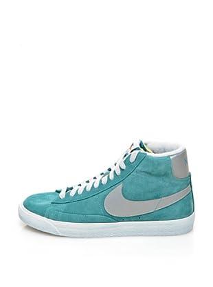 Nike Botas Blazer Mid Prm Vintage Suede (Turquesa)