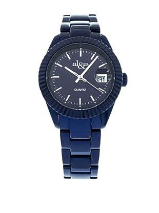 al&co Reloj Alluminium Azul