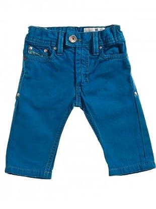 Diesel Kid Baumwollhose Riang Baby (Blau)