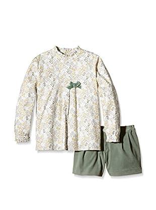 Elisa Menuts Conjunto Camisa + Bermuda