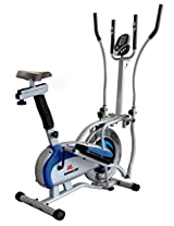 Kamachi Elliptical Bike OB-331(Steel Wheel, 4 Ways Seat)