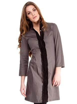Almatrichi Vestido Yvone (gris)