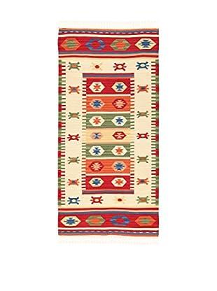 Kilim Carpets by Jalal Alfombra Kilim Jalal Fine 336