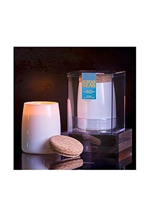 Aesthetic Content Set of 2 Sereno Seas 9.5-Oz. Candles