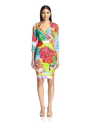 Hale Bob Women's Faux Wrap Dress