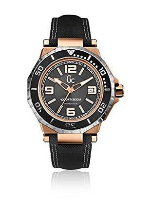 GUESS Reloj de cuarzo X79002G2S Negro