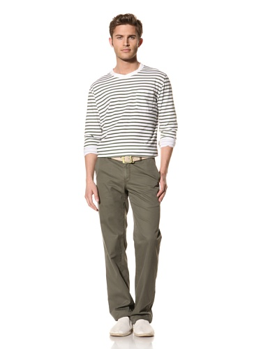 Standard Issue by Hyden Yoo Men's Edward Pants (Military Green)