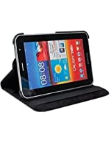 Callmate Book Case for Samsung Galaxy Tab 2 P3100 (Black)