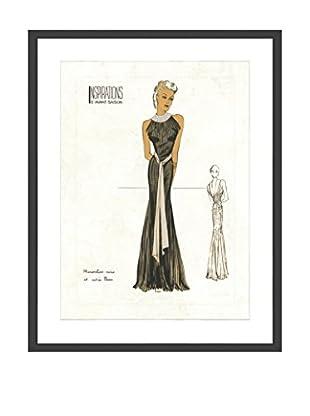 Art Source Fashion Lady Print II, Multi