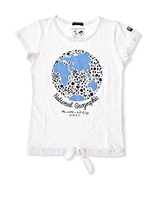 National Geographic Camiseta Worldlife (Blanco)