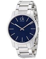 Calvin Klein Calvin Klein City K2G2114N Mens Wristwatch Very Flat - K2G2114N