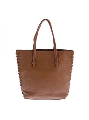 NAF NAF Tote Bag Esther (Camel)