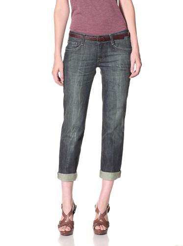 DL 1961 Premium Denim Women's Kyle Boyfriend Jeans (Static)
