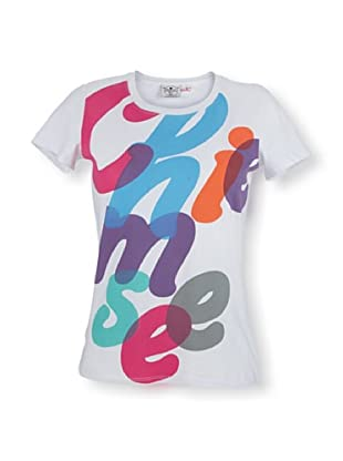 Chiemsee Camiseta Blanka (Blanco)