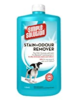 Simple Solution Dog Stain and Odor Remover, 1000 ml